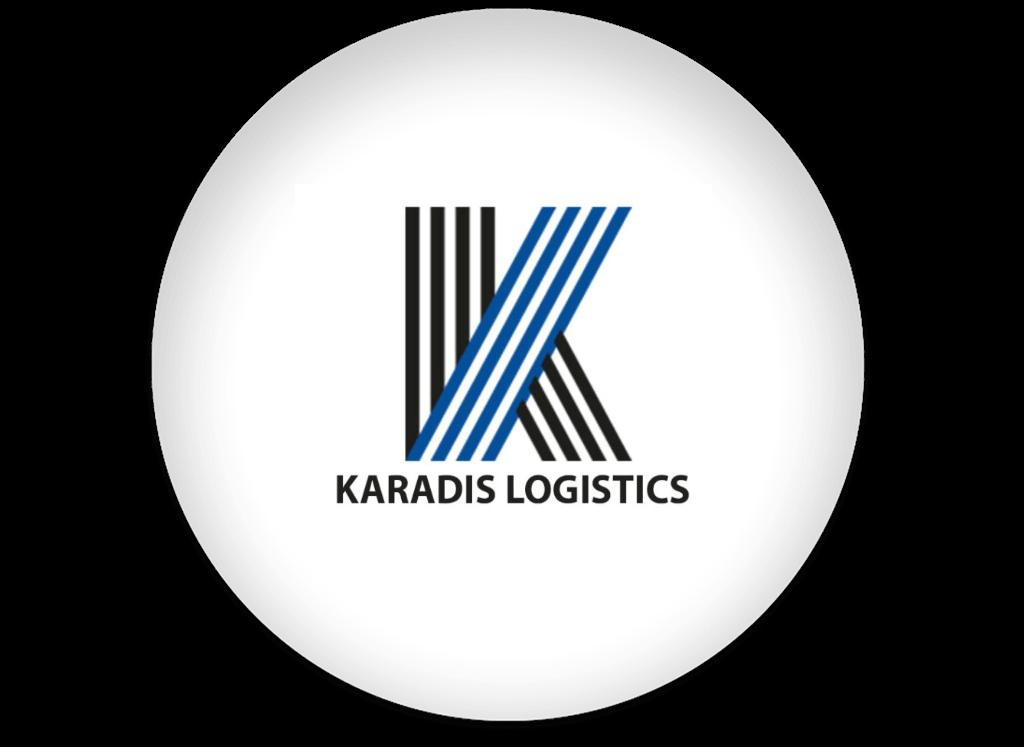 логотип для логистической компании