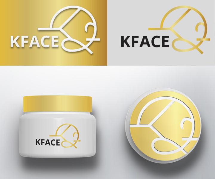 Вариант логотипа для корейской косметики