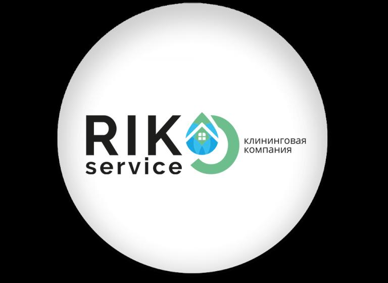 Логотип и фирменный стиль клининговой компании