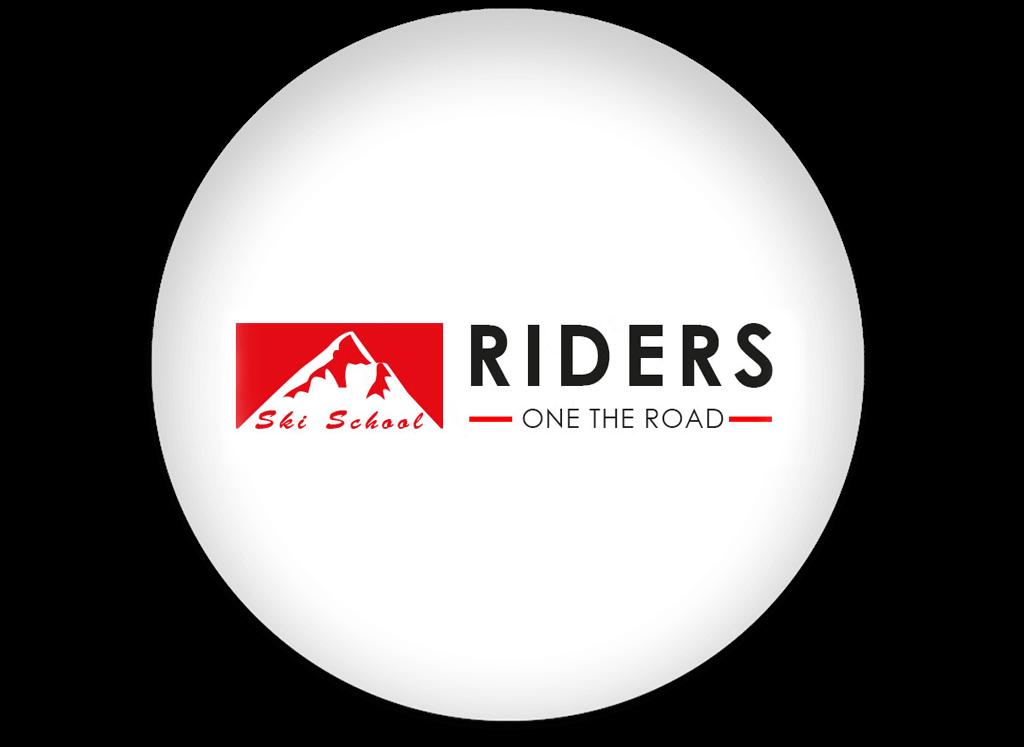 Дизайн логотипа для школы горнолыжного мастерства