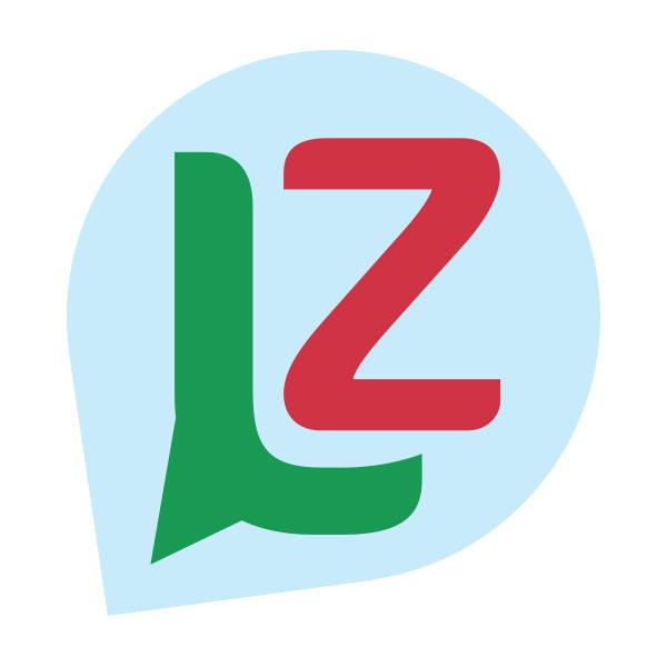 логотип для школы иностранных языков